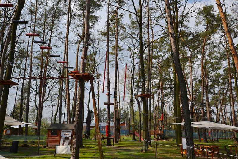 Vítězný Kemp a chaty Stříbrný rybník<br />Autor: Archiv www.4camping.cz