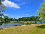 Vítězný Kemp a chaty Stříbrný rybník