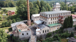 Rekonstrukce bývalé přádelny v Bílém Potoce pod Smrkem