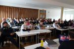 Taktické cvičení jednotek sboru dobrovolných hasičů v Turnově