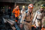 Mezinárodní cvičení zaměřené na záchranu osob z oblasti postižené zemětřesením