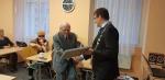 Předání Medaile starosty města Turnov Drahomíru Machaňovi