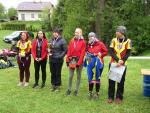 Okrsková hasičská soutěž ve Škodějově