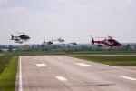 Akce Helicopter show v Hradci Králové