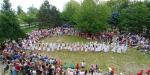 Zahradní slavnost v ZŠ Alešova ulice v Turnově