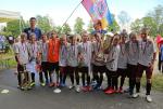 Vítězné družstvo AC Sparta Praha