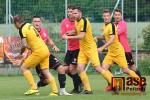 Utkání divize C FK Přepeře - FC Horky nad Jizerou