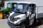Vozové vybavení Technických služeb Turnov