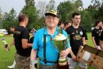 FOTO: V Bělé po duelu se Smržovkou převzali pohár pro Mistra I.B třídy!