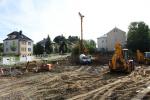 Začátek stavby Alzheimer centra v Turnově