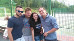 Pátý ročník turnaje O Pelechovský pohár vyhrál tým Bandasky z Brodu