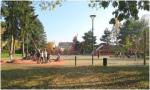 Pítko do parku