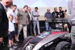 Představení Formule fakuly strojí TUL pojmenované Anička
