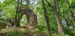 Zřícenina hradu Bradlec u Lomnice nad Popelkou