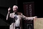 Nobelista Lehn přednáší na TUL