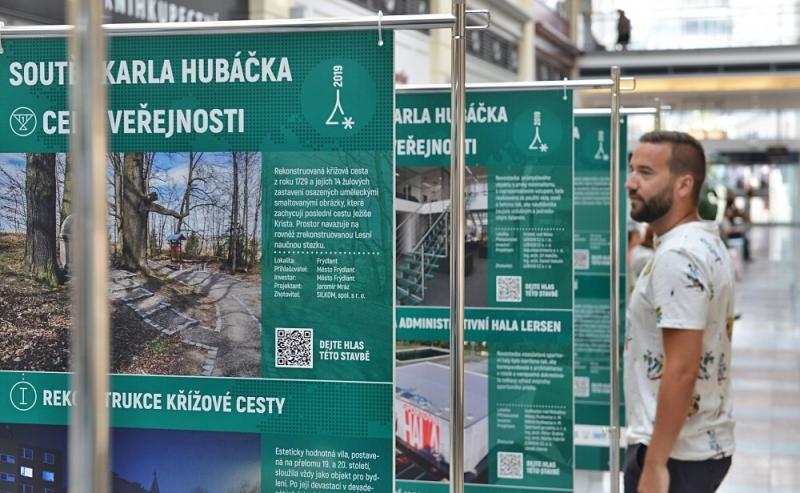 Výstava nominovaných staveb Soutěže Karla Hubáčka 2019<br />Autor: Archiv KÚ Libereckého kraje/ Jan Mikulička