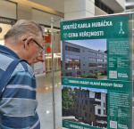 Výstava nominovaných staveb Soutěže Karla Hubáčka 2019