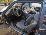 Nehoda čtyř aut na silnici I/13 v Krásné Studánce