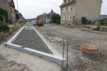 Rekonstrukce Nádražní ulice v Turnově