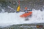 FOTO: Kajakáři závodili ve Vrchlabské soutěsce
