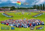 Lomničtí sokolové cvičili v Rakousku na Světové Gymnaestrádě