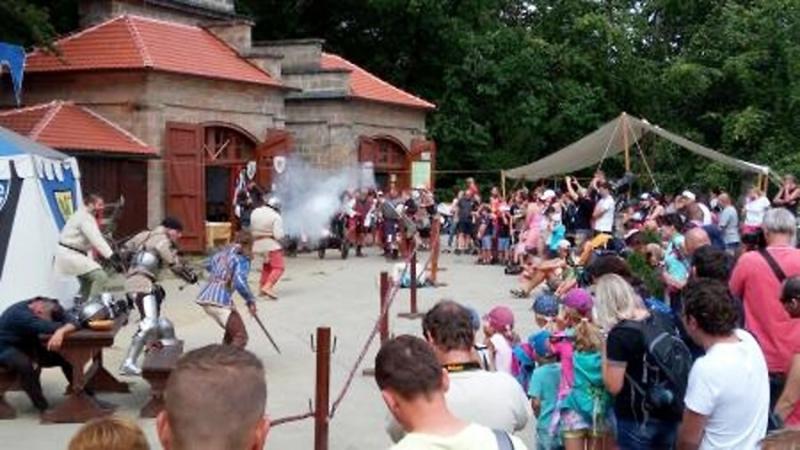 Středověký víkend na Valdštejně<br />Autor: Archiv Turnovské památky a cestovní ruch