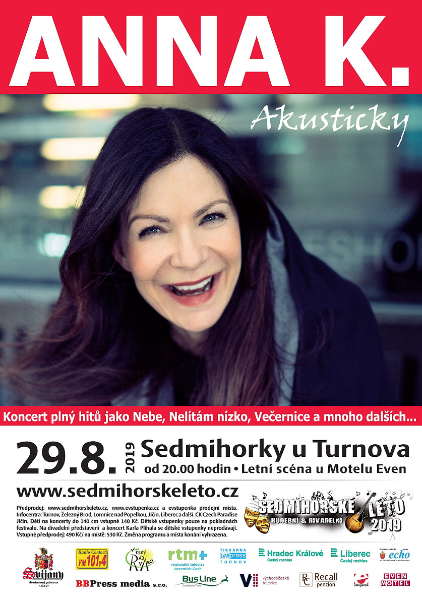 Vystoupení Sedmihorské léto 2019<br />Autor: Archiv Sedmihorské léto