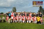 Přátelské utkání FK Přepeře - SK Slavie Praha +35 let