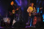 Obrazem: Na semilském Ostrově hrála kapela minus123minut