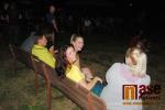 Koncert minus123minut v semilském parku Ostrov