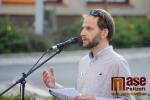 Připomenutí srpnových událostí v Semilech