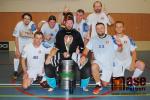 Florbalový turnaj O pohár města Semily - vítězný tým Ovocné báze
