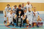Florbalový turnaj O pohár města Semily -vítězný tým Ovocné báze