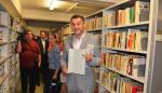 Krajská vědecká knihovna se po třech měsících otevírá čtenářům