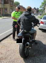 Víkendové policejní kontroly