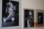 Výstava Body Shadows Davida Chluma v semilském archivu
