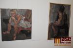V Pojizerské galerii probíhá výstava Václava Žatečky a Františka Pavlů