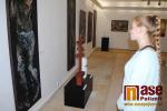 Výstava Václav Žatečka (obrazy) a František Pavlů (plastika) v Pojizerské galerii