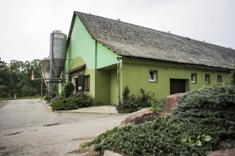 Část areálu stávajícího kravína v Bělé<br />Autor: Archiv Navimedia