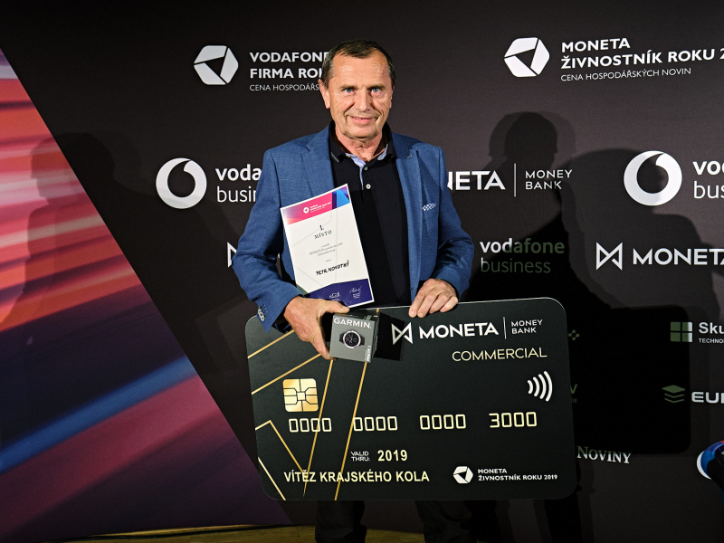 Vyhlášení ankety Firma a živnostník roku 2019 v Libereckém kraji