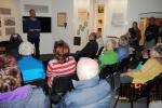 Vernisáž výstavy Sametová revoluce v Semilech