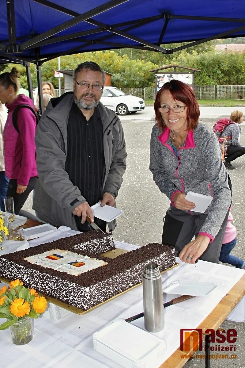 Otevření naučné stezky Za Kavánovými obrazy ve Víchové nad Jizerou<br />Autor: Miloš Jakoubek st. a Jiří Tomáš
