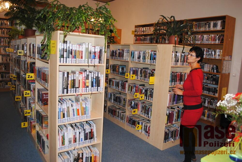 Městská knihovna Antonína Marka Turnov<br />Autor: Petr Ježek