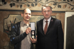 Ocenění za mimořádný čin pro Ivo Raisra