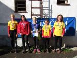 Okresní soutěž hasičské mládeže Plamen v Čisté u Horek