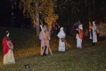 Vítání svatého Martina na ZŠ Skálova v Turnově