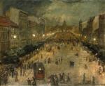 Willi Nowak - Václavské náměstí - 1901-1902