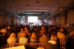 Start Jazzu pod Kozákovem 2019 konaný v průmyslovém areálu FABRIKA 1861