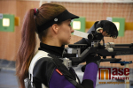 FOTO: Střelecké závody v semilské hale ozdobila Kateřina Emmons