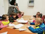 Prezentační pohádková výstava na zámku Střední školy Lomnice nad Popelkou